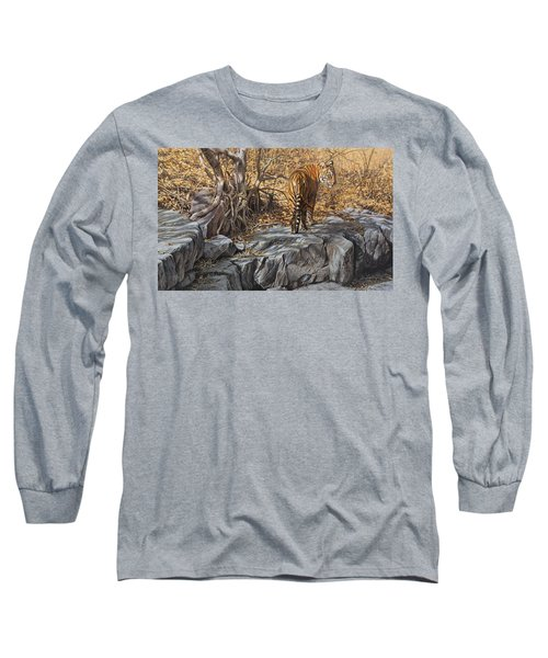 Dry, Hot And Irritable Long Sleeve T-Shirt
