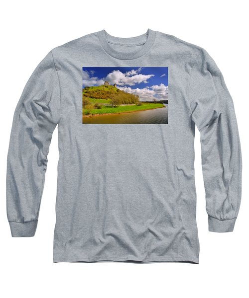 Dryslwyn Casle 1 Long Sleeve T-Shirt