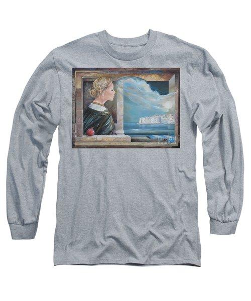 Dubrovnik On My Mind Long Sleeve T-Shirt