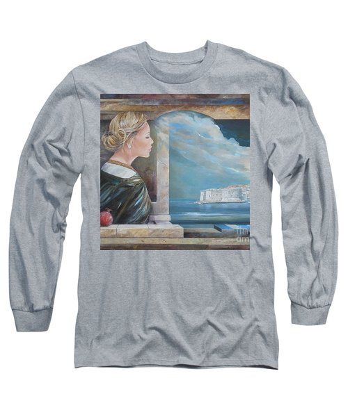Dubrovnik On My Mind Long Sleeve T-Shirt