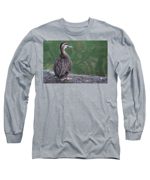 Duck Look Long Sleeve T-Shirt
