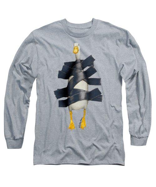 Duck Tape Long Sleeve T-Shirt