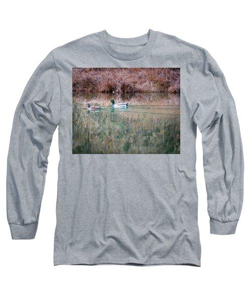 Ducks Long Sleeve T-Shirt