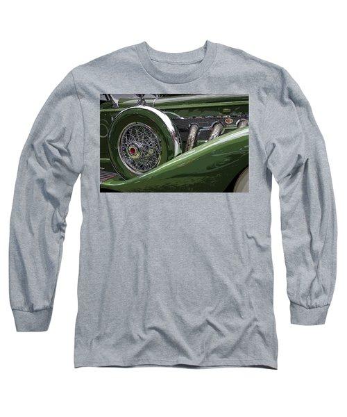 Duesenberg Long Sleeve T-Shirt by Jim Mathis