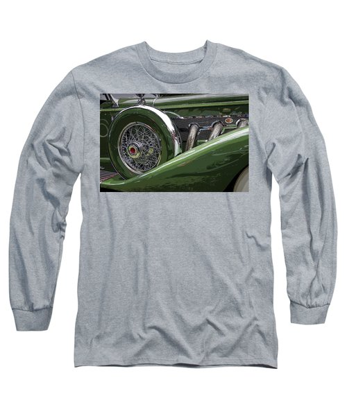 Long Sleeve T-Shirt featuring the photograph Duesenberg by Jim Mathis
