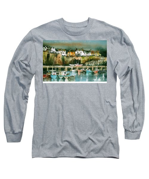 Dunmore East, Waterford Long Sleeve T-Shirt
