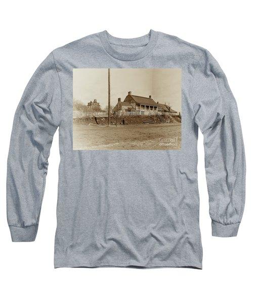 Dyckman House  Long Sleeve T-Shirt