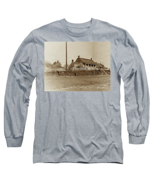 Dyckman House  Long Sleeve T-Shirt
