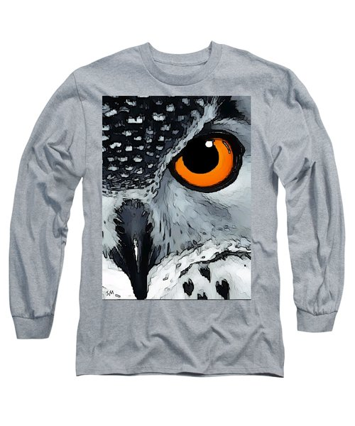 Eagle Art Long Sleeve T-Shirt