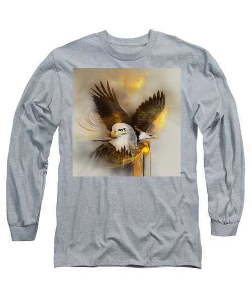 Eagle Pair Long Sleeve T-Shirt