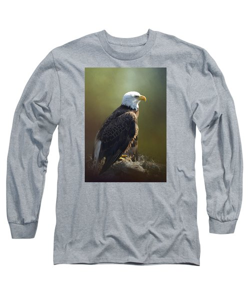 Eagles Rest Ministries Long Sleeve T-Shirt by Carla Parris