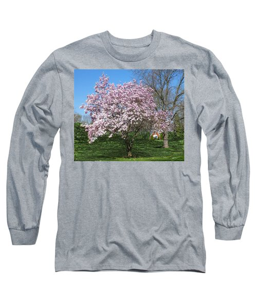 Early Blooms Long Sleeve T-Shirt