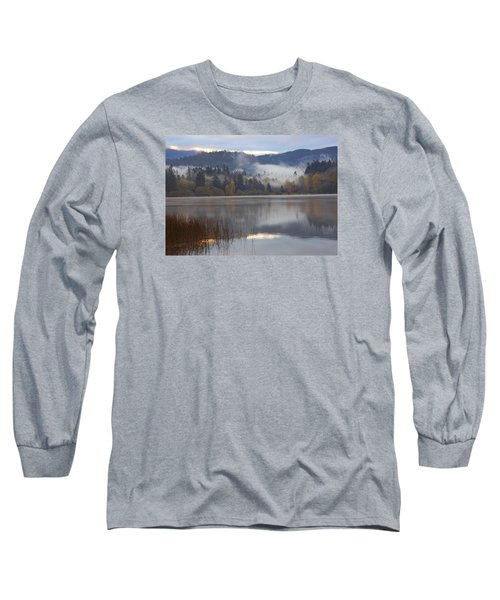 Early Morning Long Sleeve T-Shirt by Elvira Butler