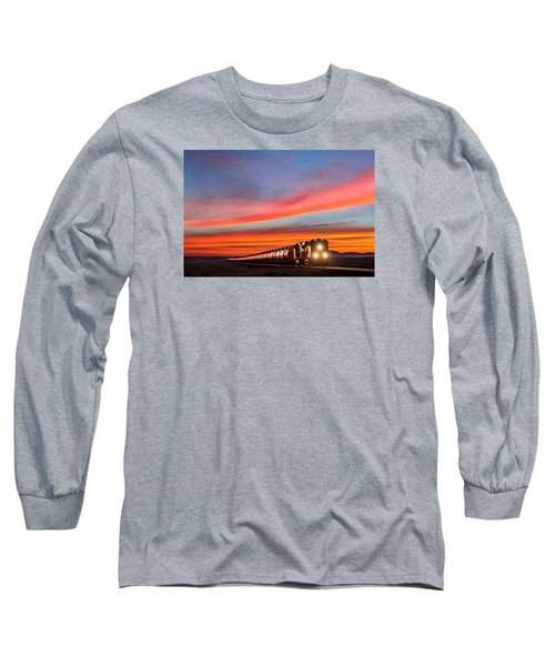 Early Morning Haul Long Sleeve T-Shirt