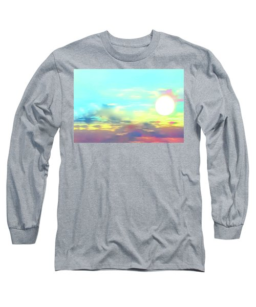 Early Morning Rise- Long Sleeve T-Shirt