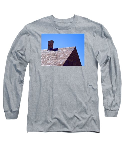 Early Recycling Long Sleeve T-Shirt