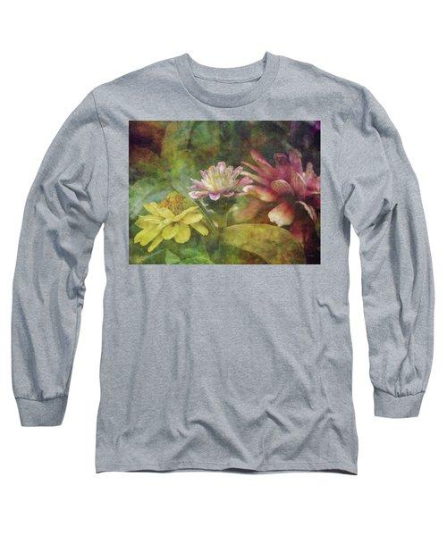 Early Summer Flowers 1304 Idp_2 Long Sleeve T-Shirt