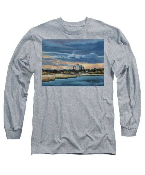 Early Winter Nocturne Long Sleeve T-Shirt
