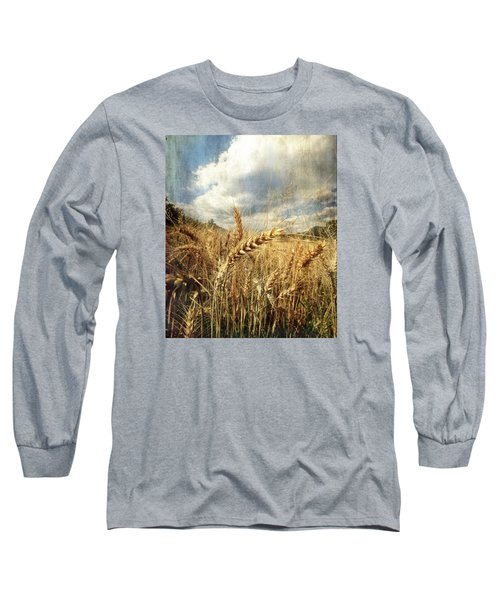 Ears Of Corn Long Sleeve T-Shirt