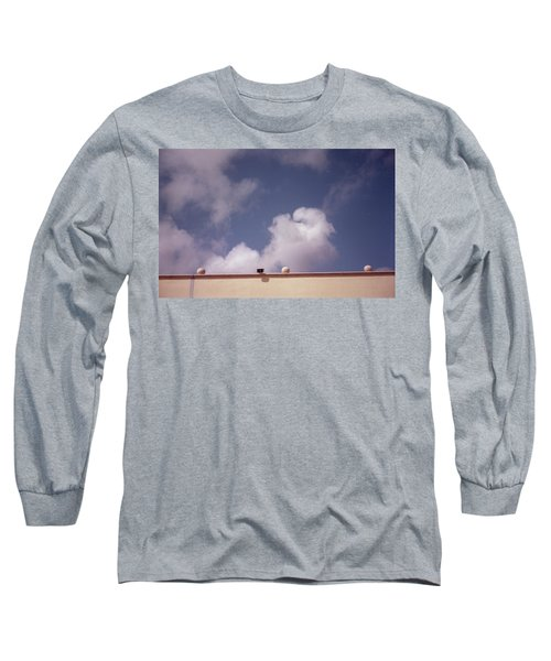 Earth Calling Sky  Long Sleeve T-Shirt