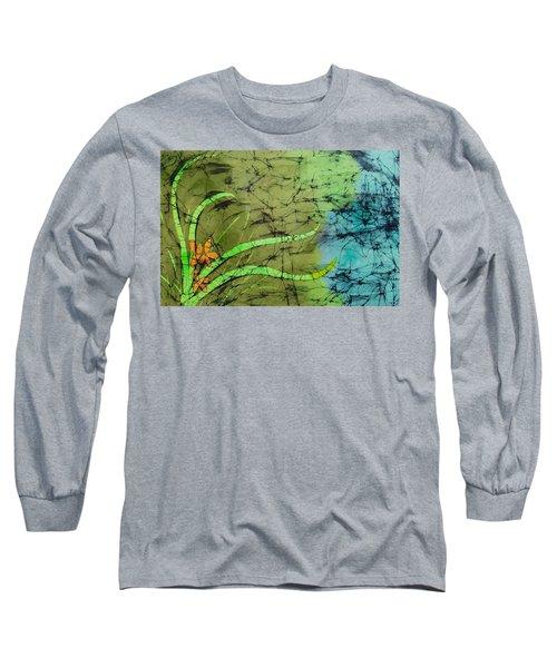 Earth Flower Long Sleeve T-Shirt