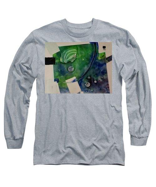 Earth Over Sky Long Sleeve T-Shirt
