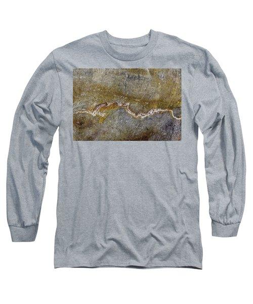 Earth Portrait 000-204 Long Sleeve T-Shirt
