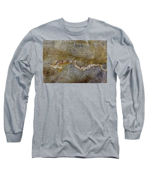 Earth Portrait 000-204 Long Sleeve T-Shirt
