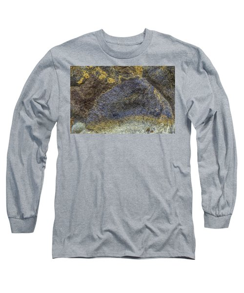 Earth Portrait 001-026 Long Sleeve T-Shirt