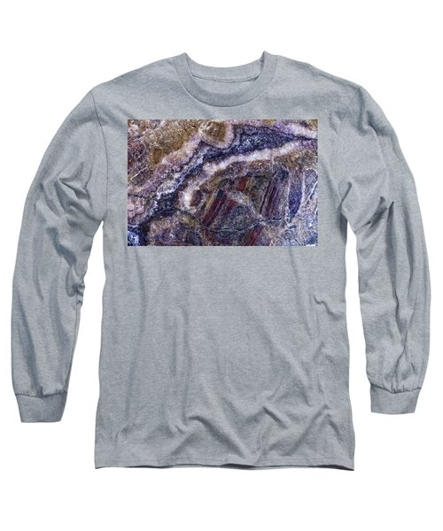 Earth Portrait 001-176 Long Sleeve T-Shirt