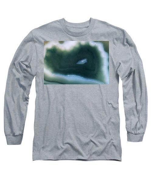Earth Portrait 003 Long Sleeve T-Shirt