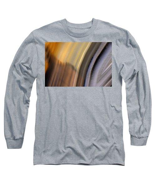 Earth Portrait 004 Long Sleeve T-Shirt