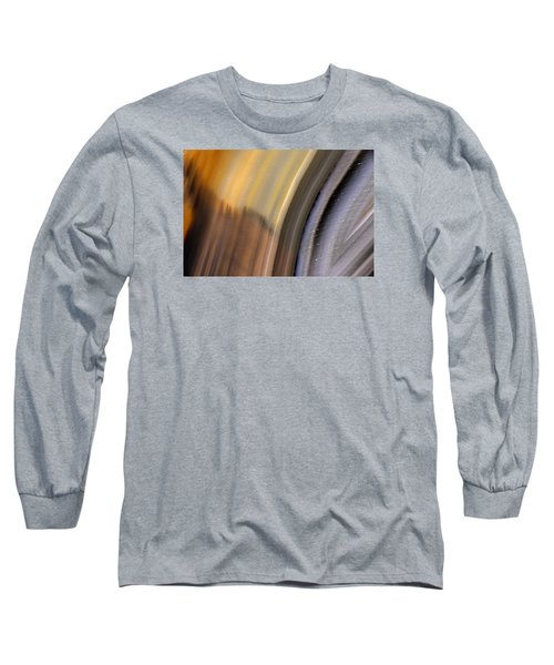 Earth Portrait 004 Long Sleeve T-Shirt