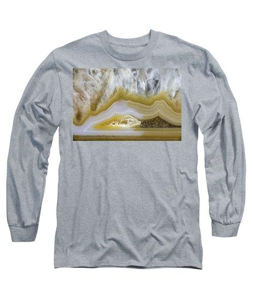 Earth Portrait 006 Long Sleeve T-Shirt