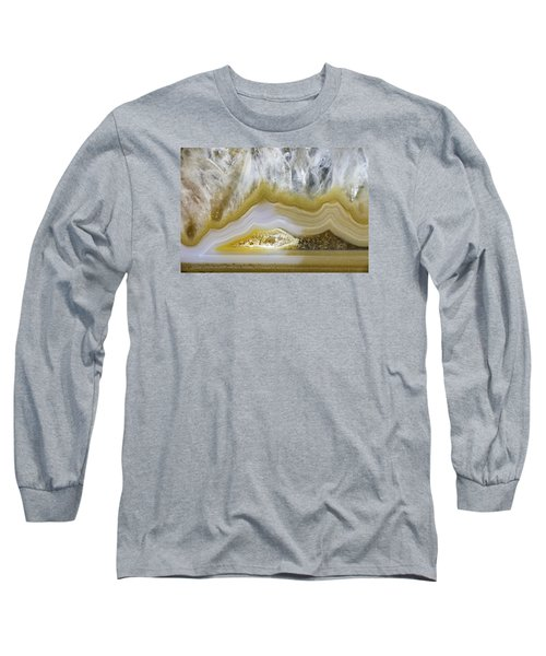 Earth Portrait 006 Long Sleeve T-Shirt