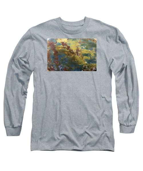 Earth Portrait 008 Long Sleeve T-Shirt