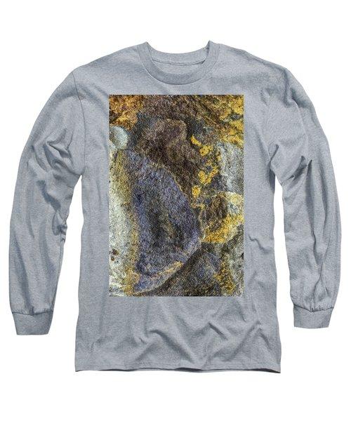 Earth Portrait 012 Long Sleeve T-Shirt