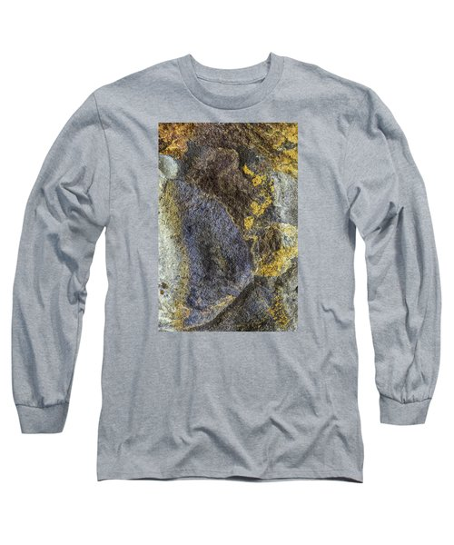 Earth Portrait 012 Long Sleeve T-Shirt