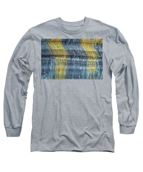 Earth Portrait 295 Long Sleeve T-Shirt