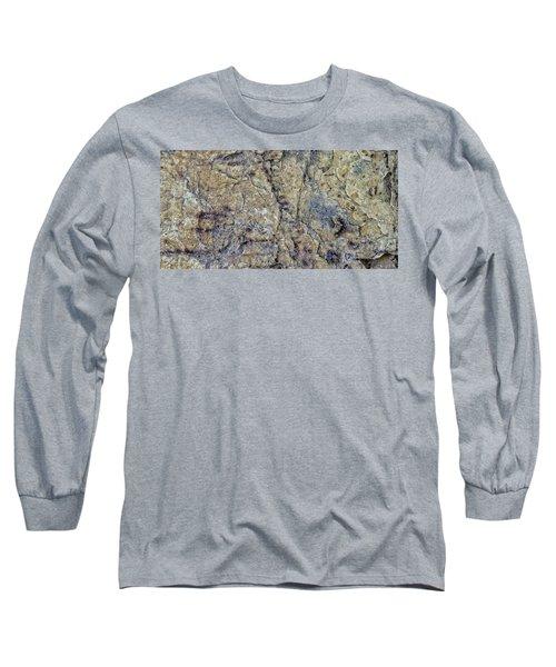 Earth Portrait L1 Long Sleeve T-Shirt