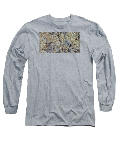 Earth Portrait L1 Long Sleeve T-Shirt