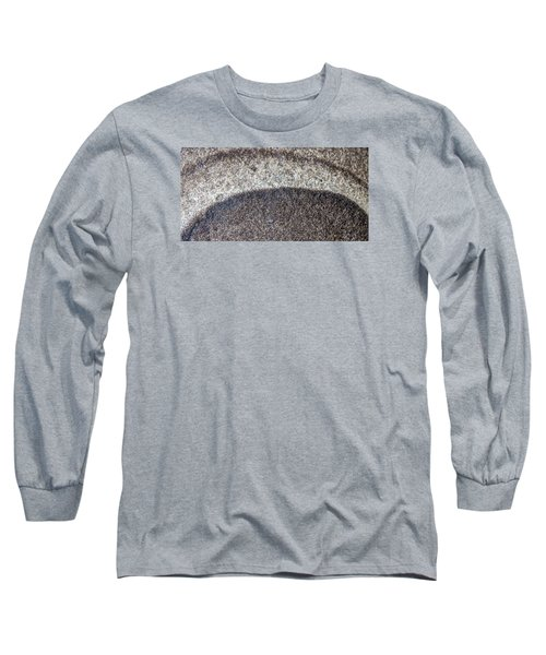 Earth Portrait L10 Long Sleeve T-Shirt