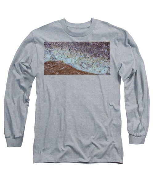 Earth Portrait L3 Long Sleeve T-Shirt