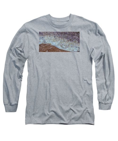 Earth Portrait L3 Long Sleeve T-Shirt