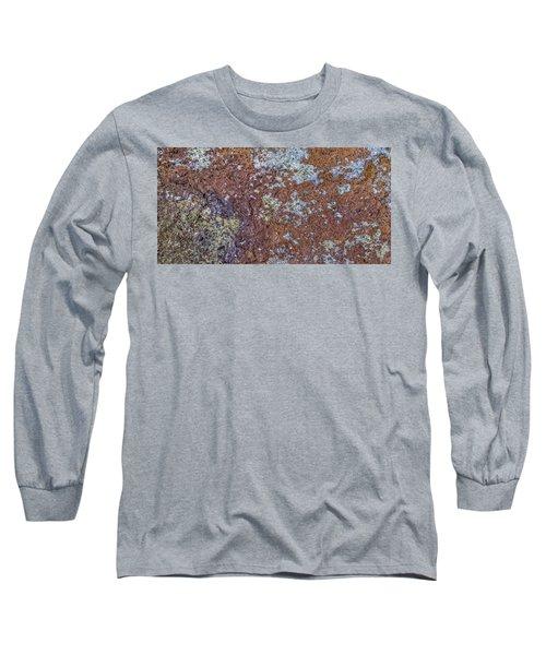 Earth Portrait L6 Long Sleeve T-Shirt