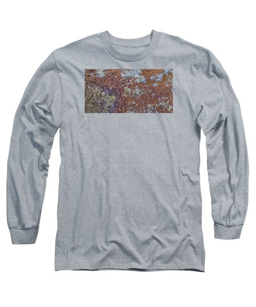 Earth Portrait L6 Long Sleeve T-Shirt