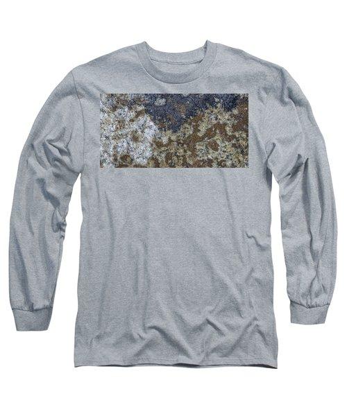 Earth Portrait L8 Long Sleeve T-Shirt