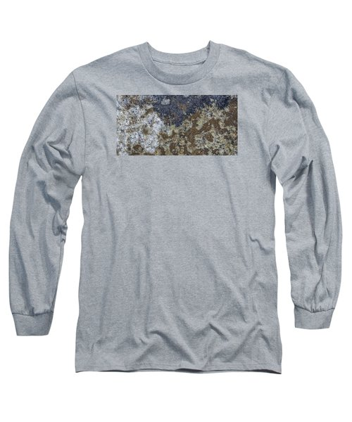 Earth Portrait L8 Long Sleeve T-Shirt