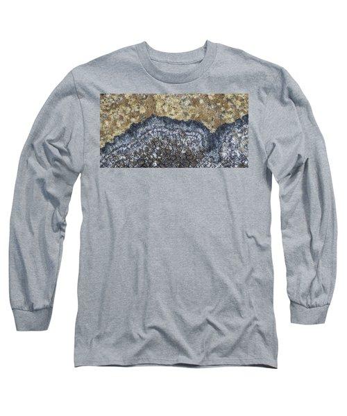 Earth Portrait L9 Long Sleeve T-Shirt