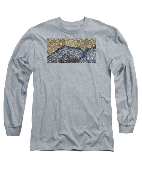 Earth Portrait L9 Long Sleeve T-Shirt